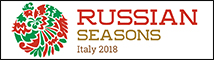 Russian Seasons Italy 2018